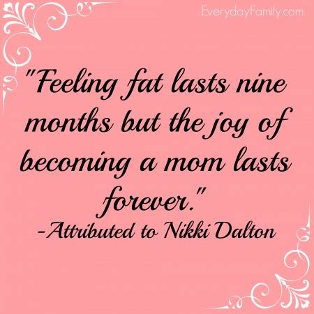 9 quotes for 9 months of pregnancy everydayfamily
