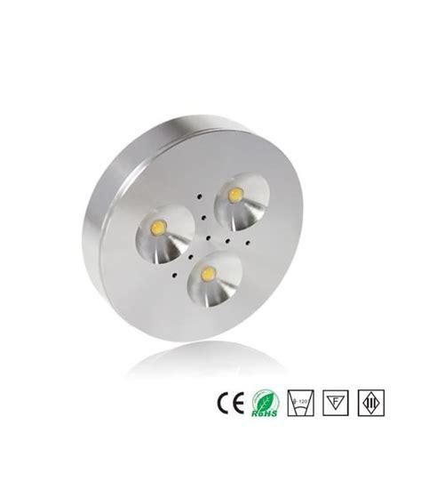 Led Disk Light by Led Disk Alu 3000k Ww Cabinet Light