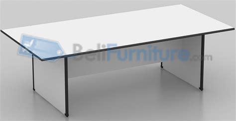 Meja Kantor Uno uno classic meja meeting kotak 240 cm murah bergaransi