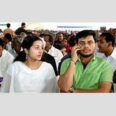Idea Star Singer Vivekanandan Marriage Photos