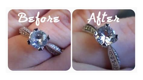 how to make silver jewelry shine tip how to make your engagement ring really sparkle