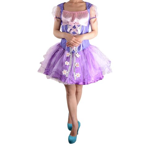online get cheap womens rapunzel costume aliexpress com