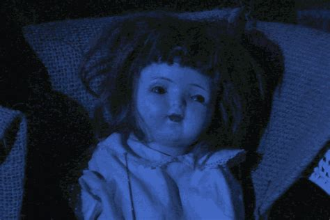 haunted doll painting investigate a haunted house with a real team of