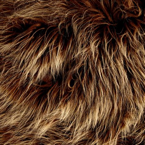 hairby minklittle shannon luxury faux fur monster amber frost discount