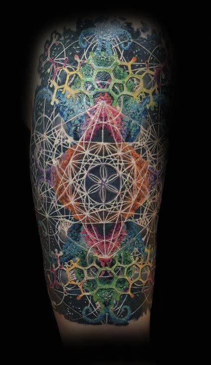 fractal design tattoo 80 fractal designs for repeating geometry ink
