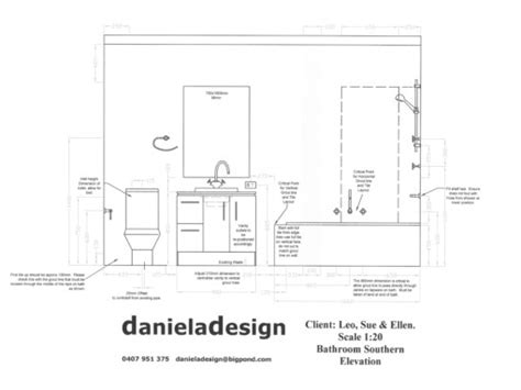 drawing bathroom floor plans bathroom design designer sydney leichhardt design service