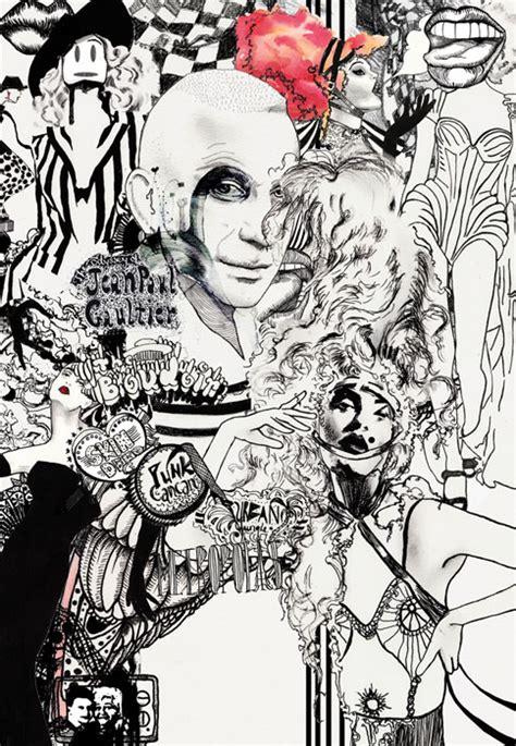 Jean Paul Gaultier Book by Fashion Fiction