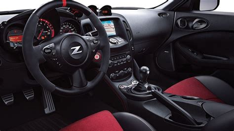 2017 nissan 370z interior nissan 370z nismo precios detalles y equipamiento en