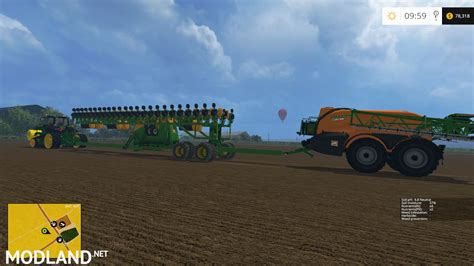 48 row planter amazone 48 row seeder edited by fs 2k modding mod for