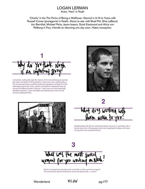 design magazine interview 17 best interview layouts images on pinterest magazine