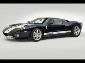 2005 Ford Gt 2005 Ford Gt Side Angle Studio 1024x768 Wallpaper