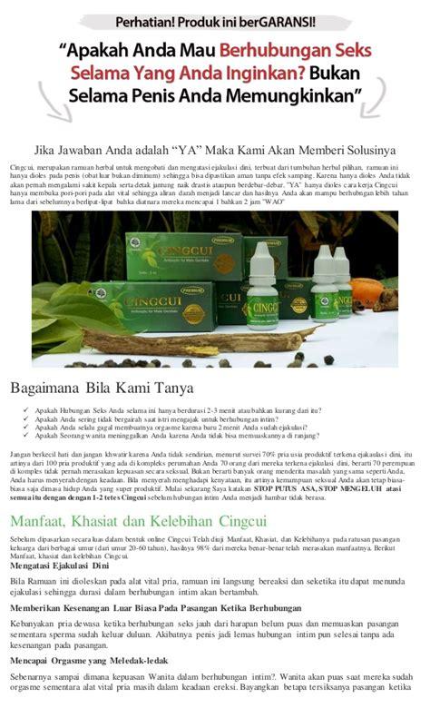 Herbal Cingcui 0896 9401 3322 tri jual obat kuat agar tahan lama herbal alami untu