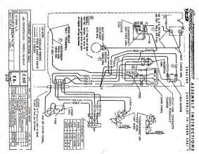 wire diagram for 65 impala a c impala tech