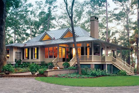 southern living house plans with porches no 1 tideland haven 2016 best selling house plans