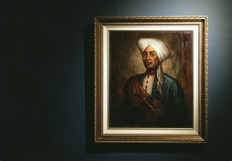 Tongsis Paling Mahal menyaksikan lukisan milik istana negara merawat indonesia