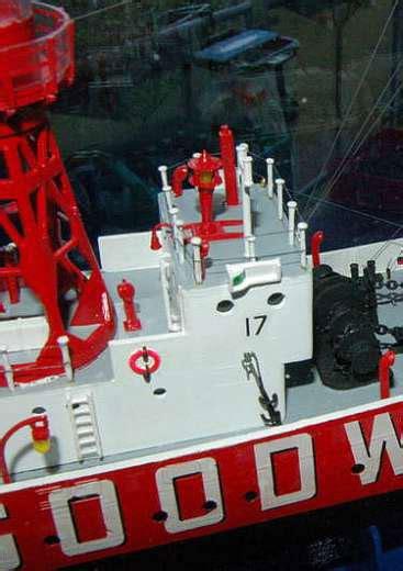 Plexiglas Mit Spraydose Lackieren by Feuerschiff South Goodwin Eastern Express 1 110 Von Paul
