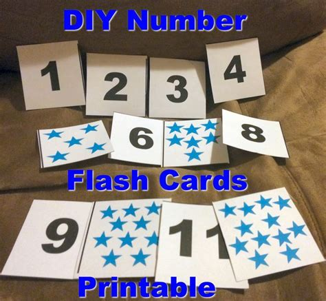 print flash cards kinkos 17 best images about flash card number on pinterest
