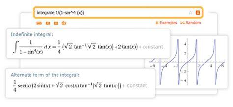calculator wolfram integral calculator integrate with wolfram alpha