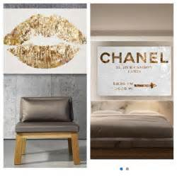 Chanel Wall Decor by Chanel Wall From Hautelook Creative