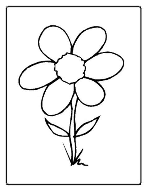 flower coloring pages part 2 flor dibujos para colorear dibujos para colorear imagen