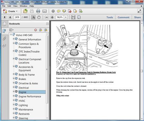 volvo        repair manual servicemanualspdf