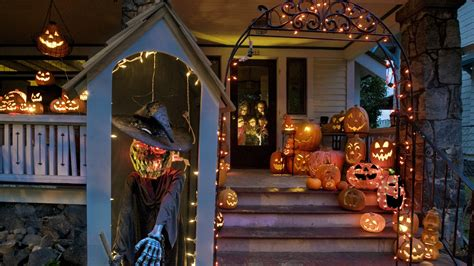 imagenes de halloween usa 2560x1440 city usa washington tacoma halloween city