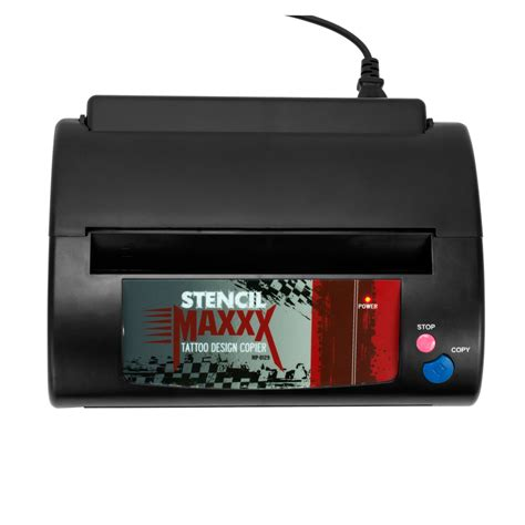 tattoo stencil printer stencil maker copier hectograph transfer thermal