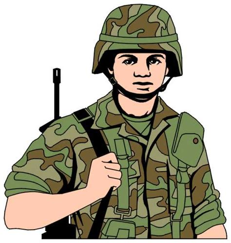 Solider Clipart soldier clip 082210 187 vector clip free clip images