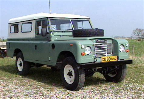 land rover series iii topworldauto gt gt photos of land rover series iii photo