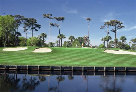 The Dunes golf & beach club, Myrtle Beach, South Carolina   Golf course information and reviews.