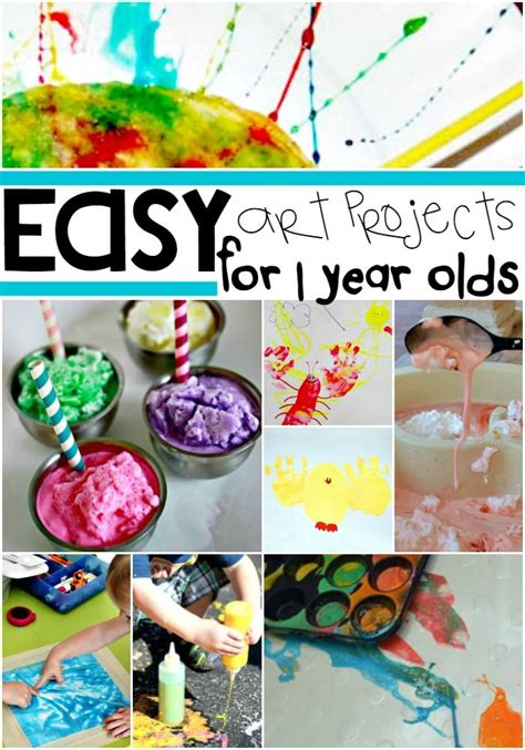 arts and crafts ideas for 4 years old chrismas card 16 easy projects for your 1 year easy projects easy and artist