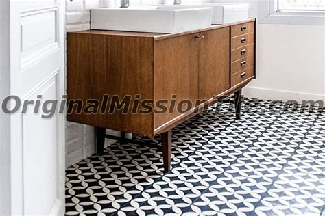 Handmade Cement Tiles - cement tile in stock circulos 01 8x8 original mission tile
