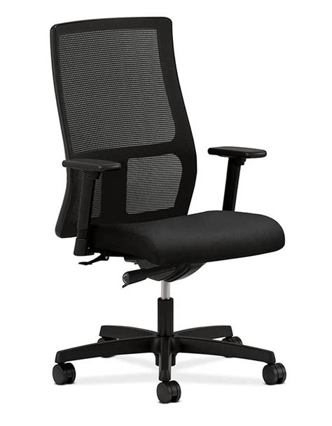 Office Chairs Hon Hon Ignition Series Mid Back Mesh Work Chair