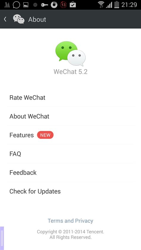 wechat for android wechat for android free seterms