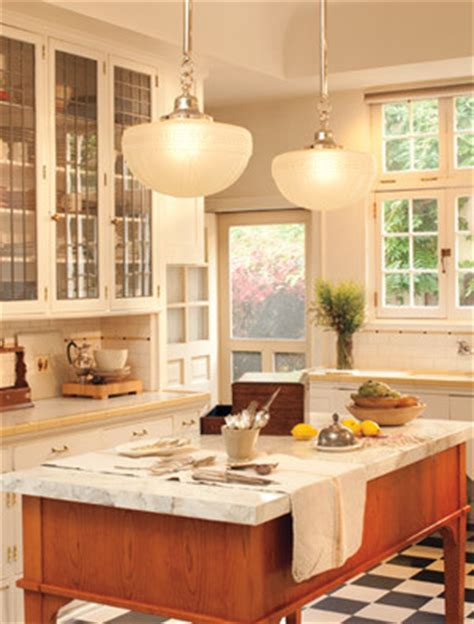 jackson park pendant light traditional kitchen island