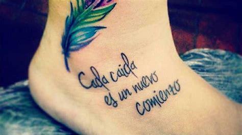 imagenes de love en tatuajes frases para tatuajes aqu 237 tienes las que est 225 s buscando