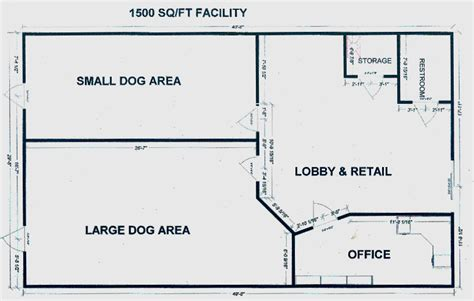 dog grooming salon floor plans dog daycare design