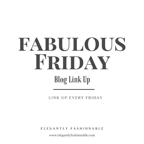 Fab Fashion Blogs Friday by 9 Fashion Tips To Make You Look Taller Link Up