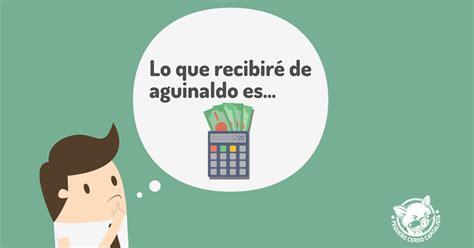 aguinaldo y vacaciones faltas ppsotoasesorcom c 243 mo se calcula el aguinaldo y los impuestos