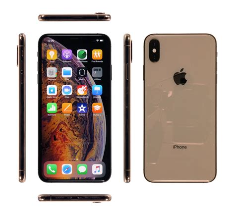 teardown apple iphone xs max 6 5 a1921 ihs technology