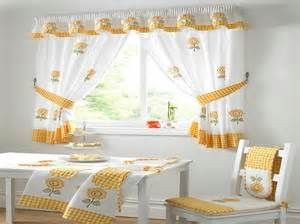 Kitchen Curtain Design Ideas by 8 Homemade Kitchen Curtains Ideas Real Estate Weekly