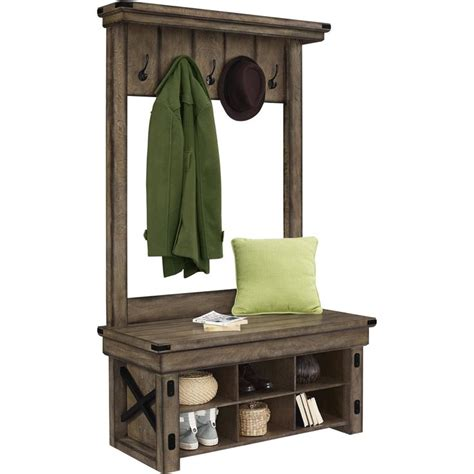 entryway hall tree bench 25 best ideas about entryway hall tree on pinterest