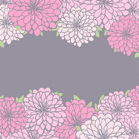 Floral Background and Seamless Pattern by valru   GraphicRiver
