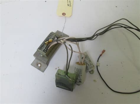 hobart hre electric rotisserie oven capacitor relay rotary oven  mf