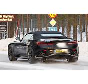 2018 Aston Martin DB11 Volante Gallery 698297  Top Speed