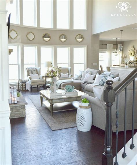 two story living room decorating tips tricks trends kelley nan driven by decor