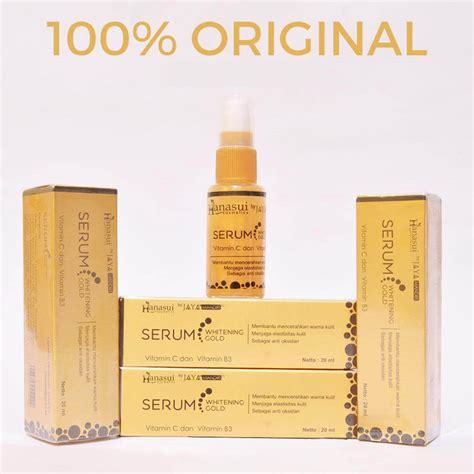 Walet Gold With Serum Gold jual whitening serum gold original murah bababeli