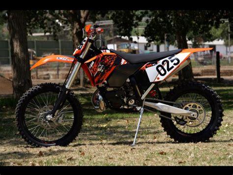 2009 Ktm 250xc Ktm Ktm 250 Xc Moto Zombdrive