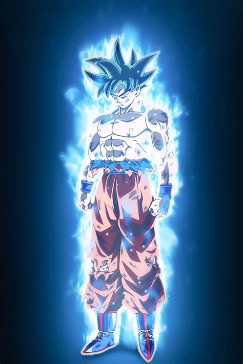 imagenes de goku limit breaker goku limit breaker by accreed on deviantart
