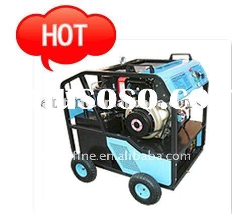 diesel steam hot water high pressure power washer sf